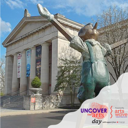 (CANCELED) Uncover the Arts Day at Cincinnati Art ...
