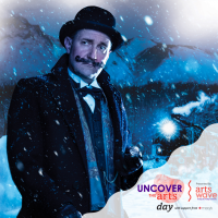 (CANCELED) Uncover the Arts at Cincinnati Playhouse in the Park