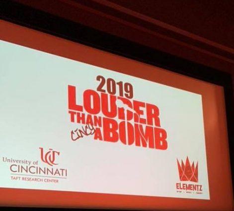 (CANCELED) Louder Than A Bomb Cincy Finals 2020