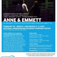 Anne & Emmett: An Imaginary Conversation between Anne Frank & Emmett Till