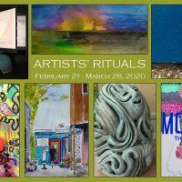 Artists' Rituals