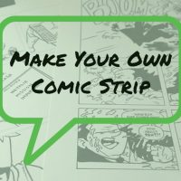 Make Your Own Comic Strip