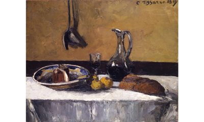 One Each: Still Lifes by Cézanne, Pissarro and Fr...