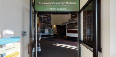 Behringer-Crawford Museum Virtual Tour
