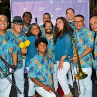 Son del Caribe at Wednesdays on the Porch