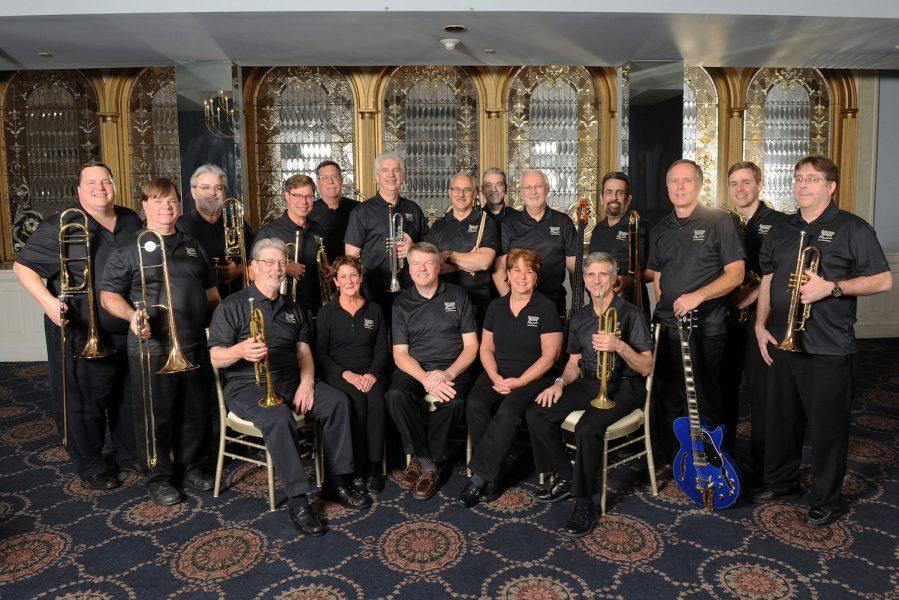 Sound Body Jazz Orchestra at Wednesdays on the Por...
