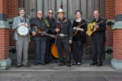Comet Bluegrass All-Stars at Wednesdays on the Por...