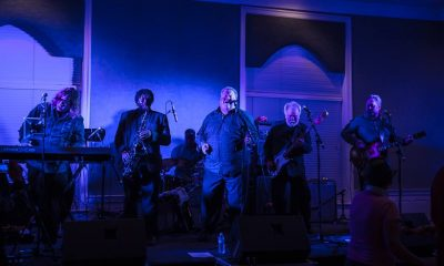 Chuck Brisbin and the Tuna Project at Wednesdays on the Porch