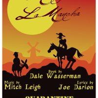 "Anderson Theatre presents ""Man of La Mancha"""