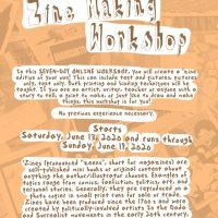 NKU Online Art Workshop - 'Zine Making
