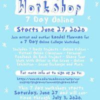 NKU Online Art Workshop - Collage Techniques