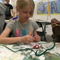Bugs Art Camp