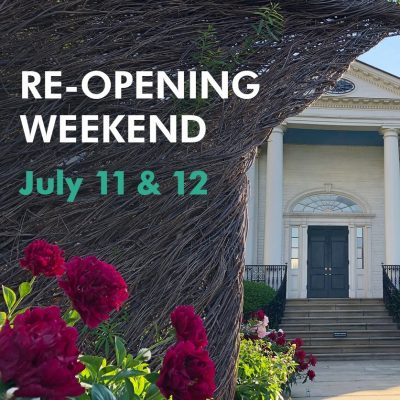 Public Re-Opening Weekend