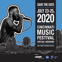 Cincinnati Music Festival Virtual Weekend