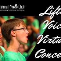 Cincinnati Youth Choir - Lifted Voices Virtual Concert