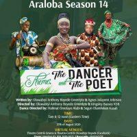 Araloba Digital Festival 2020 Season 14th August 27th 2020