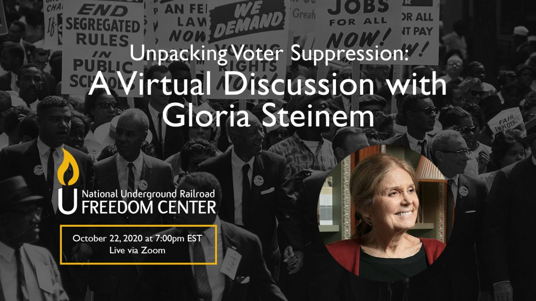 Unpacking Voter Suppression: A Virtual Discussion ...