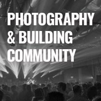 Sunset Salons: Photography & Building Community