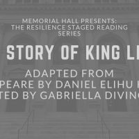 The Resilience Staged Reading Series: THE STORY OF KING LEAR