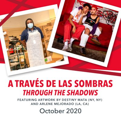 'A través de las sombras / Through the Shadows' Exhibition Opening