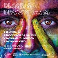 Black & Brown Faces