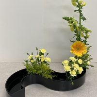 Sogetsu Ikebana (Japanese Flower Arranging) Classes at The Barn