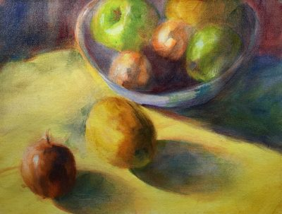 Essentials of Good Oil Painting