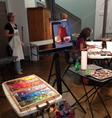 Soft Pastel Essentials Class with Charlie Berger a...