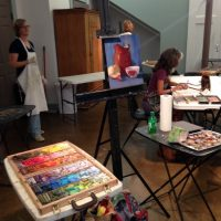 Pastel Fridays: A Drop In Class with Charlie Berger at The Barn (Woman's Art Club Cultural Center)