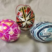 Create Decorated Eggs in the Ukrainian Style at The Barn in Mariemont