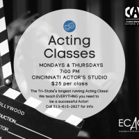 Cincinnati Actor's Studio - Acting Classes