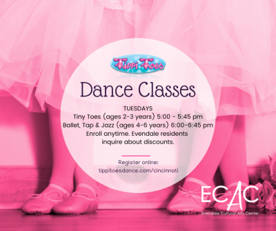Tiny Toes Dance Class