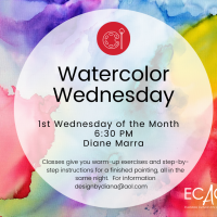 Watercolor Wednesdays!