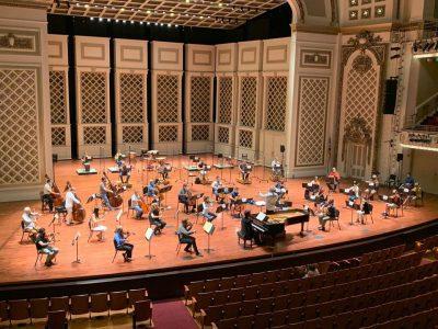 Live from Music Hall: Virtual Season Opener
