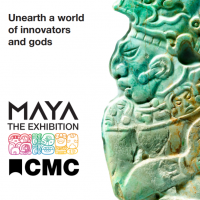 Maya: The Exhibition Q&A with Dr. Chris Carr