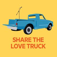 Share the Love Truck: Wyoming Fine Arts Center
