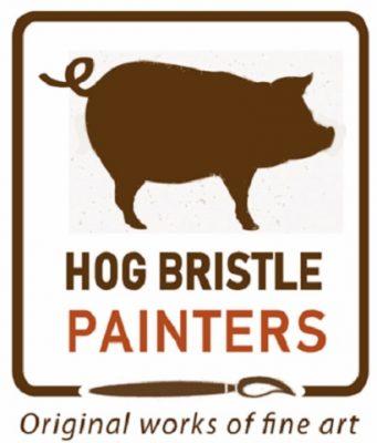 Hog Bristles Annual Art Show in the Barn Loft