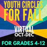 Classes for Young People (Grades 4-6), (Grades 7-9), (Grades 10-12)