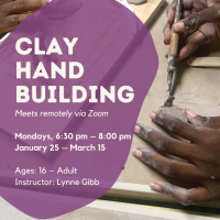 Clay Hand Building