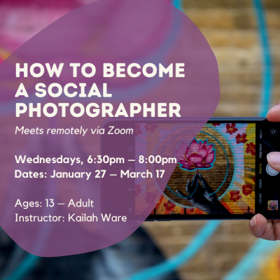 How to Become a Social Photographer