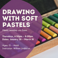 Drawing with Soft Pastels