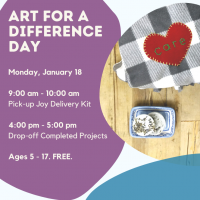 Art for a Difference Day