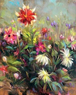 Art in Bloom at The Barn March 13 & 14