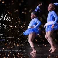 "Q-KIDZ Dance Team Presents ""Sparkles & Spirit"": Virtual Recital & Fundraiser"