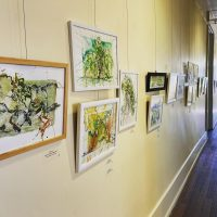 Oxford Community Arts Center: January Exhibits