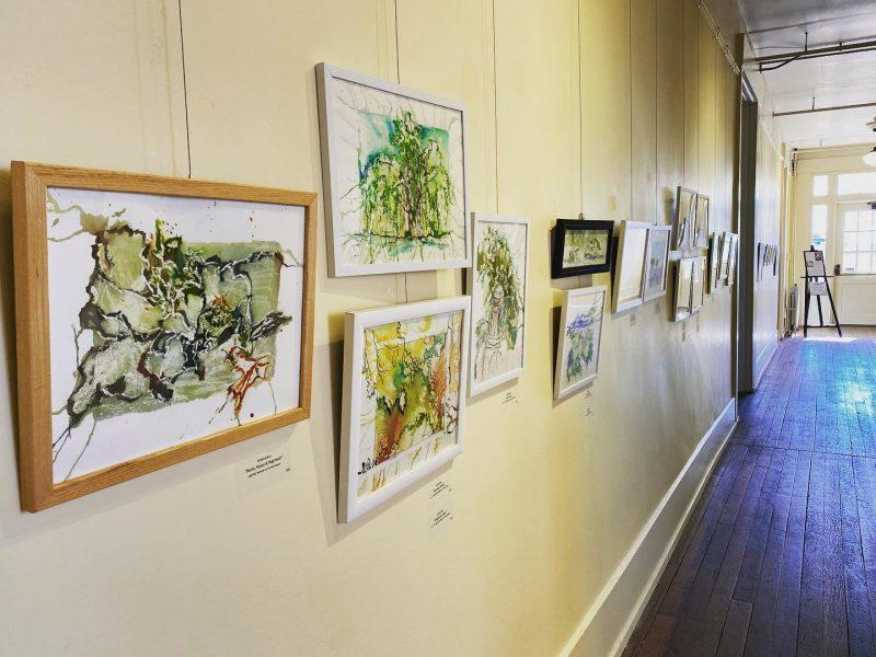 Oxford Community Arts Center: January Exhibits