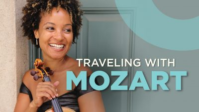 Traveling With Mozart at Music Hall