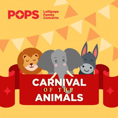 Digital Premiere - Lollipops: Carnival of the Anim...