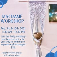 Macramé Workshop