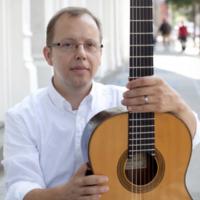 Cincinnati Guitar Society Solo Concert - Robert Brown